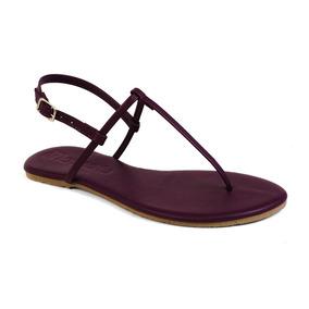 0eb2bd7947 Sapato Verniz Vinho Em Tresse Feminino Rasteiras - Sapatos no ...