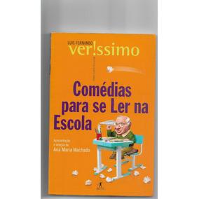 (**) Livro - Comédias Para Se Ler Na Escola