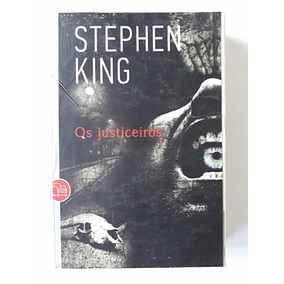 Os Justiceiros Stephen King Frete 10 Real