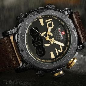 48b79e9a593 Relógio Masculino Naviforce 9094 Original Pronta Entrega - Relógios ...