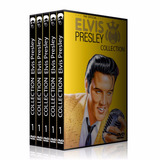 Elvis Presley Dvds Coleção Completa Em 32 Dvds Dublados!