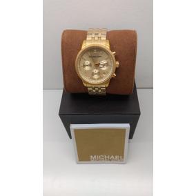 Relogio Michael Kors 5676 - Relógios De Pulso no Mercado Livre Brasil 15396c1ba9