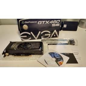Placa De Vídeo Gtx 470 Evga Com Caixa E Driver - Informática no