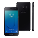 Celular Samsung J2 Core Preto 16gb 5 Android 8.1 8mp 4g