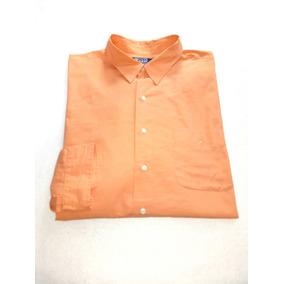 Camisa Ralph Lauren Naranja Claro