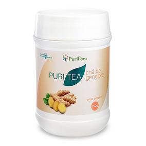Chá Instantâneo De Gengibre - 150g - Puri Tea