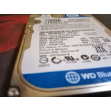 Western Digital Wd7500bpvt Scorpio Blue - Disco Duro Interno