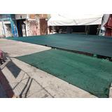 Mall Sombra 6x6 90% Verde Raschel Lista Para Colocar