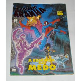 Homem Aranha - A Essência Do Medo + 3 Revistas Grátis
