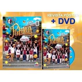 Revista Pôster + Dvd As Aventuras De Poliana Lacrado Origina