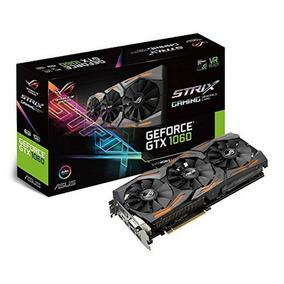 Tarjeta De Vídeo Asus Geforce Gtx 1060 6gb Ddr5 Strix