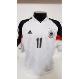 fb6e73ec70 Camisa Alemanha Home 04-05 Klose 11 Patch Euro 2004 Imp