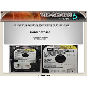 Rigido Western Digital Wd400 De 40gb Interfaz Ide 28