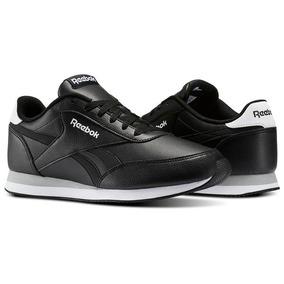 Tenis Reebok Hombre Royal Classic Jogger 2l Color Negro