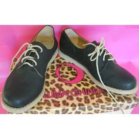 Zapato Acordonado Luna Chiara - Zapatos en Mercado Libre Argentina 9a27000a1cd