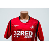 Camisa Swansea 09/10