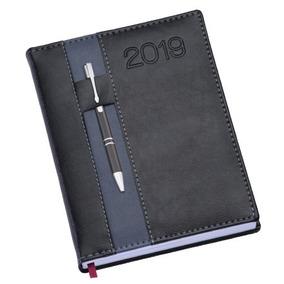 Promoção Agenda 2019 Couro Sintético Personalizamos 133