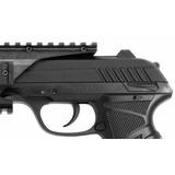 Kit Tático Para Pistola Gamo Pt-85 Ou Pt-25 Trilhos Táticos