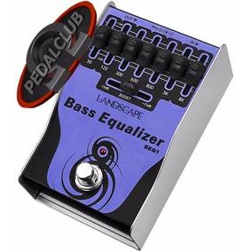 Pedal Landscape Bass Equalizer Beq1