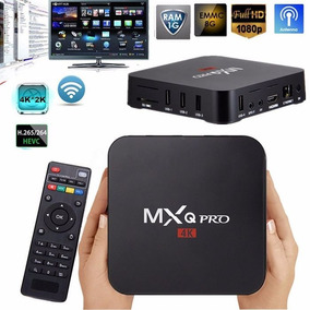 Tv Box 4k Pro Android 7.1 Convierte Tu Tv A Smart 1ram 8gb
