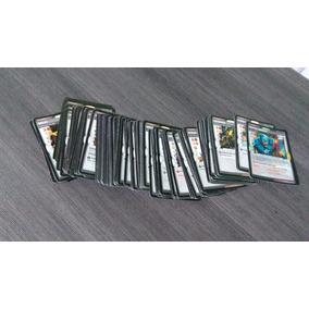 Lote De 100 Cards De Battle Scenes
