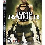 Tomb Raider Underworld - Ps3 - Digital - Manvicio Store