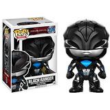 Muñeco Funko Pop Black Ranger Power Coleccion Rdf1