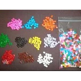 150 Anilhas Plasticas, Anilha Pássaro, Canários,frete Grátis