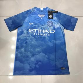 Nova Camisa Manchester City Oficial Fifa - Envio Grátis! 5e12886c6148f
