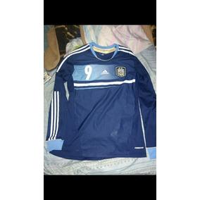 Camiseta Afa Formotion Manga Larga - Camiseta de Argentina para ... 927995b3e002b