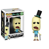 Funko Pop Mr. Poopy Butthole 177 - Rick And Morty