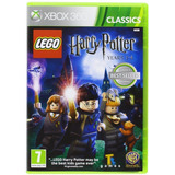 Lego Harry Potter Temporada 1 Al 4 Xbox 360 Nuevo