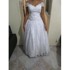 Vestido De Noiva , Modelo Princesa