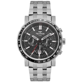 6e0ff4ce690 Relógio Technos Masculino Performance Skymaster 6p27dl 1p - Relógios ...