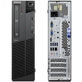 Cpu Lenovo M92 Intel Core I3 3ª 2gb Ddr3 Ssd 120gb Wi-fi