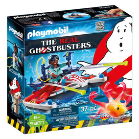 Playmobil Ghostbusters - The Real Ghostbusters - Zeddemore -