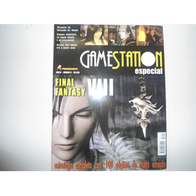Revista Gamestation Especial Nº11 - Final Fantasy 8