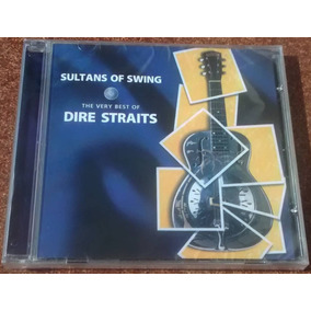 Cd Dire Straits The Very Best Of Original ( Frete R$ 10,00 )
