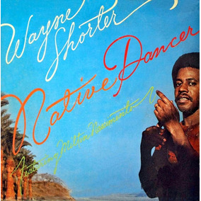 Wayne Shorter Native Dancer [cd Original Capa Envelope]