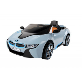 Mini Veiculo Carro Infantil Eletrico Bmw Controle Remoto 12v