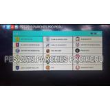 Pes 2018 Parche Liga 1 Peruana + Mundial Rusia Y Mas Ps4 Ps3