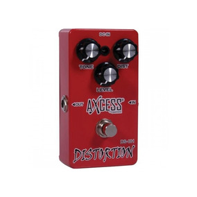 Pedal Distorção Giannini Axcess Distortion Ds101