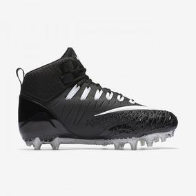 new product f06af 35f4f Nike Force Savage Pro Tachones Fut Americano Negro Remate!