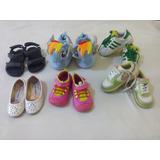 Zapatos De Niña Lote