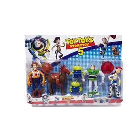 Toy Story Muñecos X6 Personajes Superarticulados 17 Cm C acs 9af4bb0d852
