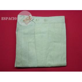Antiguos 5 Calzoncillos Pantalón Corto Algodón Color Blanco
