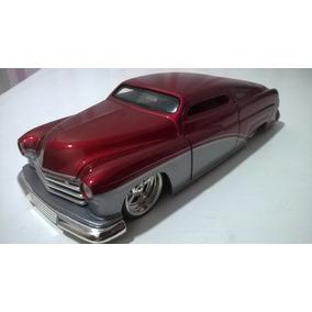 Miniatura Jada 1/24 Raridade Mercury 1951 Old Skool