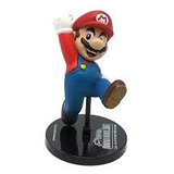 Figura Mario Wii Super Mario 4 (10 Cm) A2305