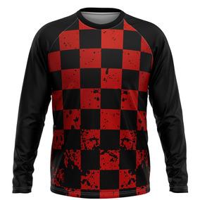 Camisa Manga Longa Red Bull Moto Formula 1 Redbull Camiseta. 1 vendido -  Paraná · Camiseta Dry Fit Manga Longa Esporte Corrida Bike Red Grunge f187ca5a497