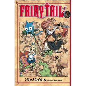 Mangá Fairy Tail Jbc Coleção Completa